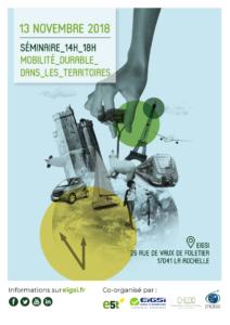 Séminaire mobilité durable dans les territoires